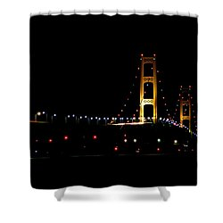 Mighty Mac At 50 Shower Curtain