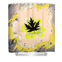Mighty Oak Shower Curtain
