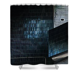 Miksang 1 Shower Curtain by Theresa Tahara