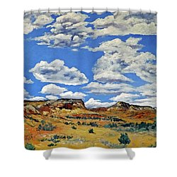Mile Marker 34  /  4 Of 6 Shower Curtain