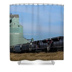 Milk River Shower Curtain
