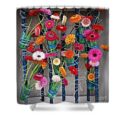 Millefiori Shower Curtain
