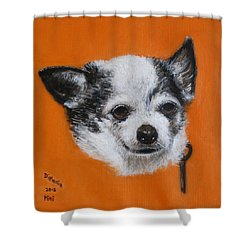Mimi Shower Curtain by Donelli  DiMaria