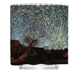 Mind Bending Shower Curtain