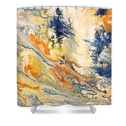 Mind Flow Shower Curtain