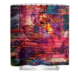 Mind Matter Shower Curtain