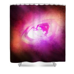 Mind's Eye Shower Curtain