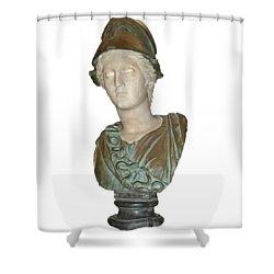 Minerva Shower Curtain