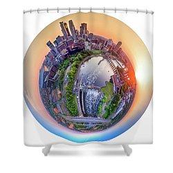 Mini Minni Shower Curtain