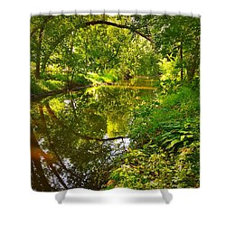 Shower Curtain featuring the photograph Minnesota Living by Lisa Piper