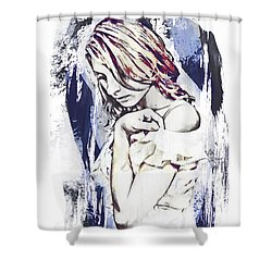 Minutes Shower Curtain