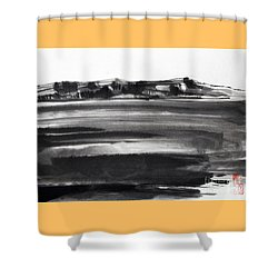 Mirage Shower Curtain