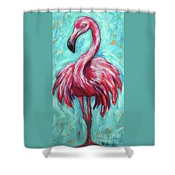 Miss Priss Shower Curtain