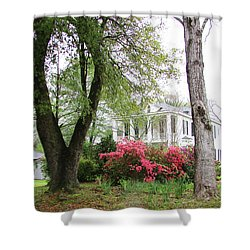Mississippi Mansion  Shower Curtain