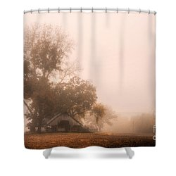 Missouri Bottoms Indian Summer Shower Curtain by William Fields