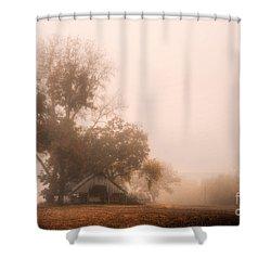 Missouri Bottoms Indian Summer Shower Curtain