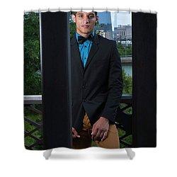 Mister Shower Curtain