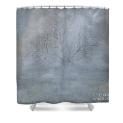 Mistical Shower Curtain