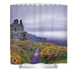 Misty Memory Shower Curtain