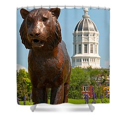 Mizzou Shower Curtain
