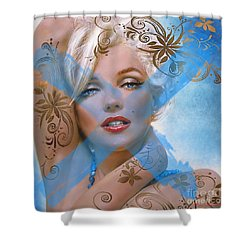 Mm 127  Shower Curtain