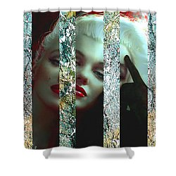 Mm 128 Sis 3 Shower Curtain
