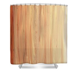 Modern Art - The Power Of One Panel 2 - Sharon Cummings Shower Curtain by Sharon Cummings