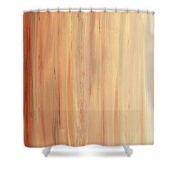 Modern Art - The Power Of One Panel 2 - Sharon Cummings Shower Curtain by Sharon Cummings
