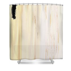 Modern Art - The Power Of One Panel 3 - Sharon Cummings Shower Curtain by Sharon Cummings