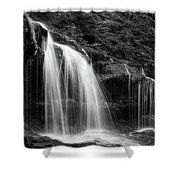 Mohawk Falls II Shower Curtain