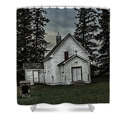 Mohilla Church Shower Curtain