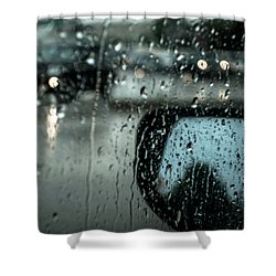 Moisture Shower Curtain