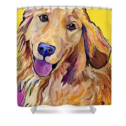 Molly Shower Curtain by Pat Saunders-White