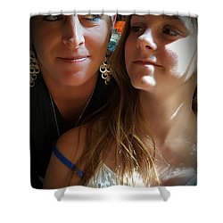 Mom Moments Shower Curtain