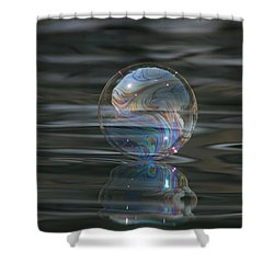Shower Curtain featuring the photograph Moment by Cathie Douglas