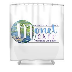Monet Cafe' Products Shower Curtain