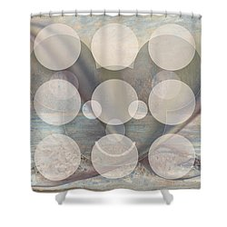Monet Le Givre Shower Curtain