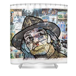Monsanto Fears Shower Curtain by Steven Hart