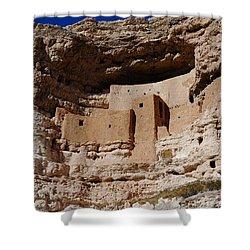Montezuma Castle Shower Curtain