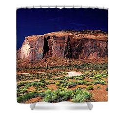 Monument Valley 1 Shower Curtain