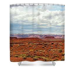 Monument Valley, Utah Shower Curtain