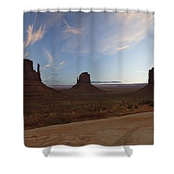 Monumental Shower Curtain