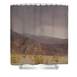 Moods Of Death Valley National Park Shower Curtain