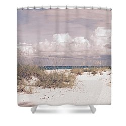 Anna Maria Island Moods Of June Shower Curtain