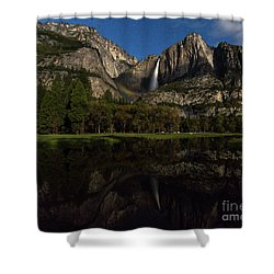 Moonbow Upper Falls Shower Curtain