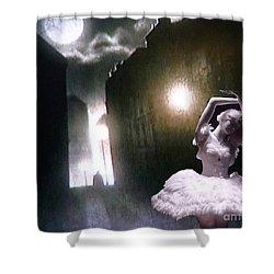 Moonlight Memory Shower Curtain