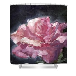 Moonlit Sonata Shower Curtain