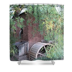 Mora Mill Shower Curtain