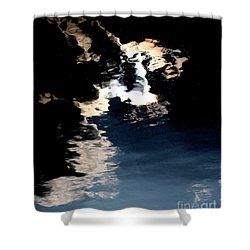 Morainelb Shower Curtain