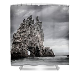 Mordor Shower Curtain